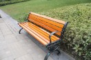 英国一湖区公园毛毛虫泛滥成灾 大量侵占公园长椅