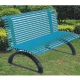 度假区有靠背园林椅