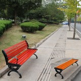 街道人行道户外公园椅