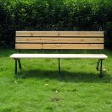 园林景区户外公园椅