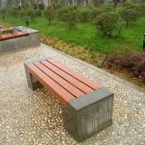 景区大理石户外公园椅