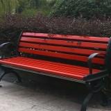 户外市政公园长椅