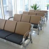 室内商务软包座垫排椅