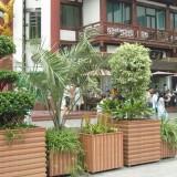 商业广场组合花箱
