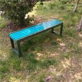 户外园林长条休闲椅