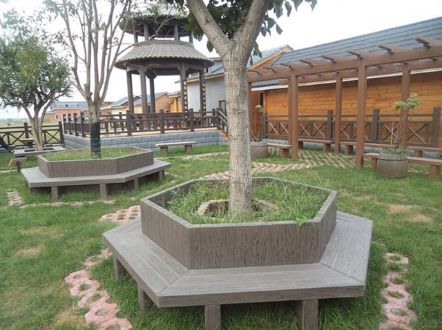 欣方圳园林椅围树椅 您身边的专业定制围树椅厂家