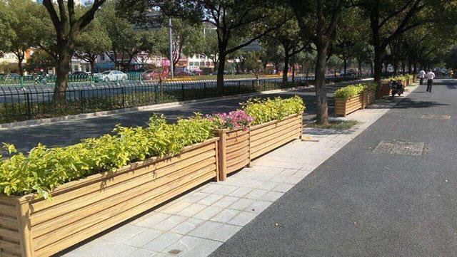 合肥花香慢道将建成  共计投放500组道路景观花箱