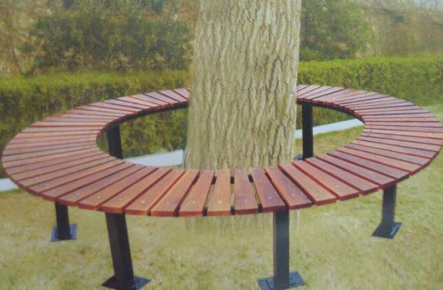 木塑公园椅在户外到底有什么优势?