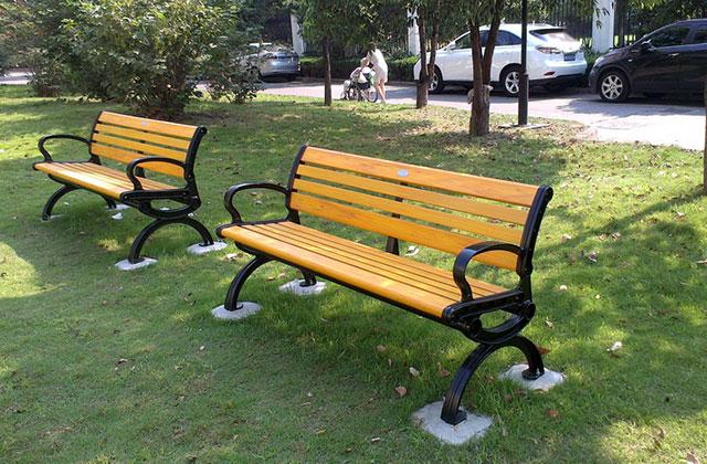欣方圳园林椅