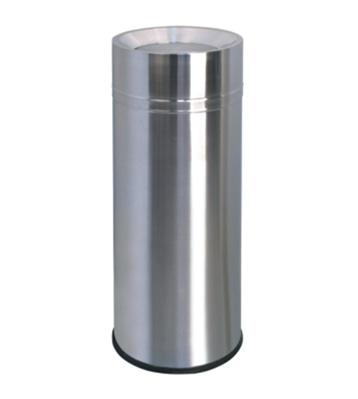 首页 不锈钢垃圾桶 > 室内不锈钢圆形垃圾桶   产品型号:xfz-c105室内